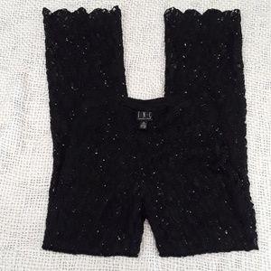 Vintage INC International Concepts beaded pants
